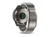 Умные часы серебристые Garmin Quatix 5 Sapphire