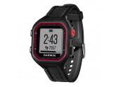 Умные часы черно-красные (большие) с пульсометром Garmin Forerunner 25 HRM
