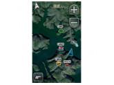 Карта получения доступа к сервису Garmin BirdsEye
