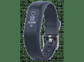 Умный браслет синий Garmin Vivosmart 3