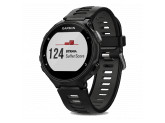Умные часы черно-серые Garmin Forerunner 735 XT HRM-Run