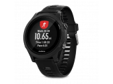 Умные часы черные Garmin Forerunner 935