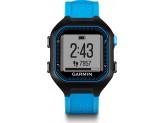 Умные часы черно-синие (большие) с пульсометром Garmin Forerunner 25 HRM
