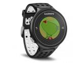 Умные часы черно-белые Garmin Approach S6