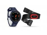 Умные часы сине-белые с пульсометром Garmin Forerunner 630 HRM