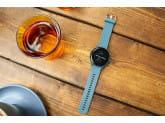 Умные часы синий гранит Garmin Vivoactive 3 Music
