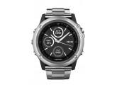 Умные часы серебряные c титановым браслетом Garmin Fenix 3 Sapphire