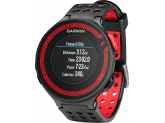 Умные часы черно-красные Garmin Forerunner 220 HRM Russia