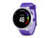 Умные часы бело-фиолетовые Garmin Forerunner 230