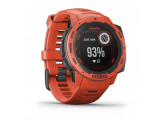 Умные часы Garmin Instinct  Solar Flame Red