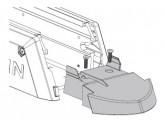 Пластиковый бампер для троллингового мотора Garmin