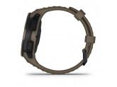 Умные часы коричневые Garmin Instinct Tactical