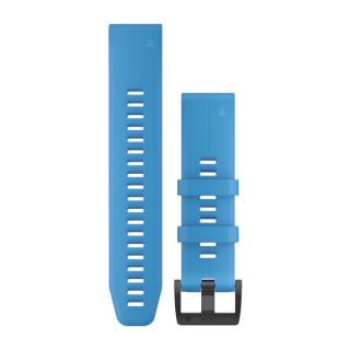 Ремешок сменный (силикон) синий Garmin QuickFit 22 мм
