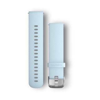 Ремешок сменный (уретан) лазурного цвета Garmin для Vivoactive 3