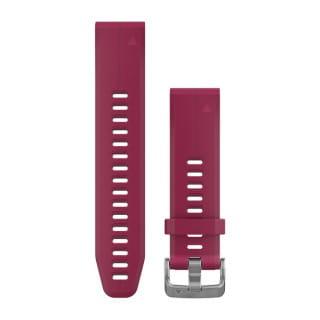 Ремешок сменный (уретан) вишневый Garmin QuickFit 20 мм