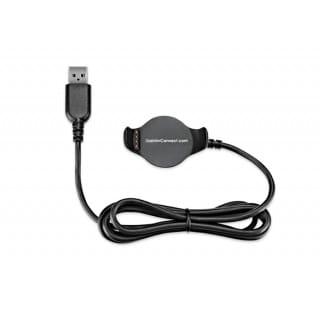 Кабель питания/данных (черный) USB Garmin для Forerunner 620