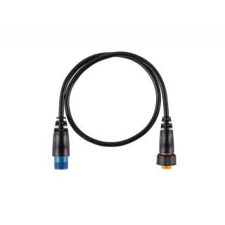 Кабель-переходник 8-pin трансдьюсер на 12-pin эхолот Garmin