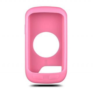 Чехол (силикон) розовый Garmin для Edge 1000