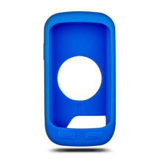 Чехол (силикон) синий Garmin для Edge 1000