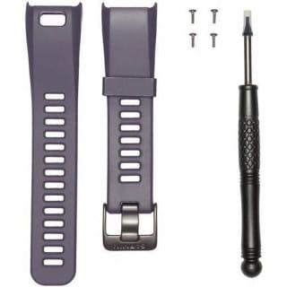 Ремешок сменный (уретан) фиолетовый Garmin Vivosmart HR