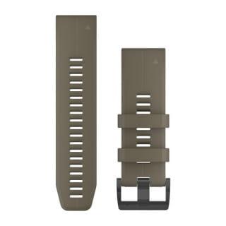 Ремешок сменный (уретан) светло-коричневый Garmin QuickFit 26 мм