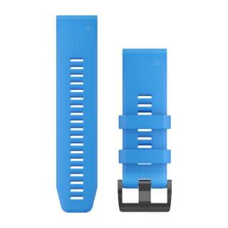Ремешок сменный  (уретан) синий Garmin QuickFit 26 мм