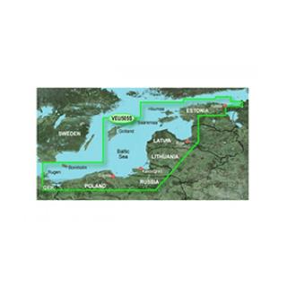 Карты водоемов