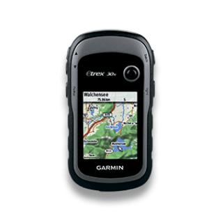 Туристические GPS навигаторы