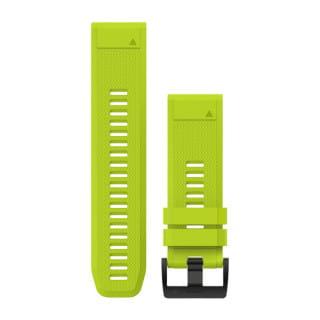 Ремешок сменный (уретан) желтый Garmin QuickFit 26 мм