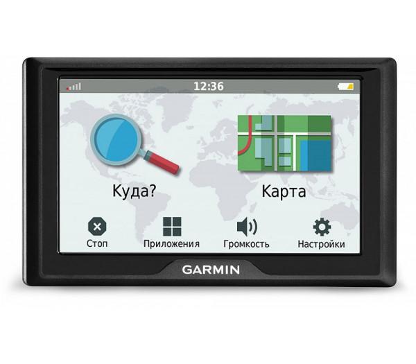 Навигатор автомобильный Garmin Drive 51 RUS LMT