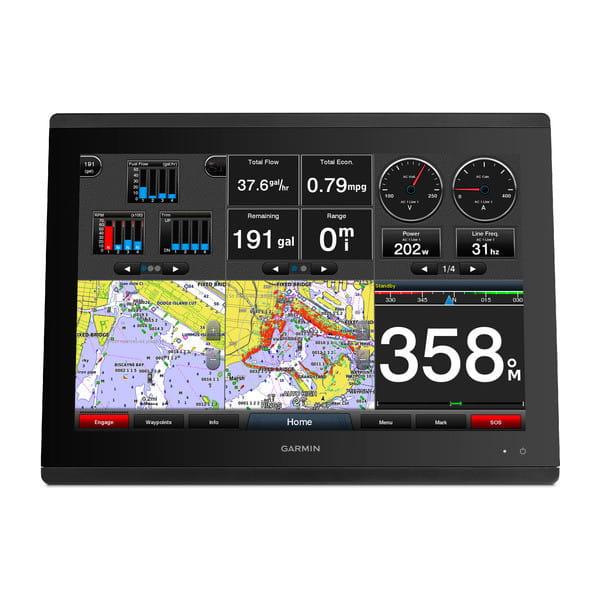 Приборная панель Garmin GPSMap 8417 MFD