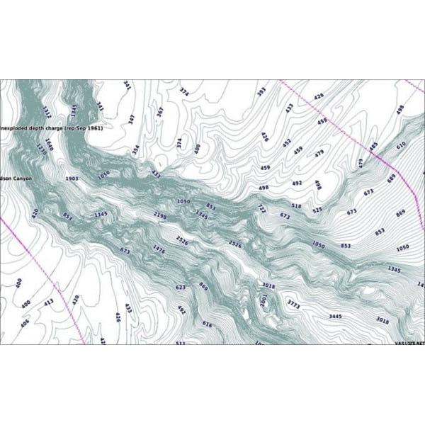 Карта Garmin HXEU063R Черное и Азовское море