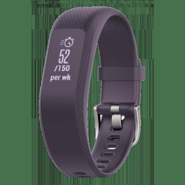 Умный браслет фиолетовый Garmin Vivosmart 3