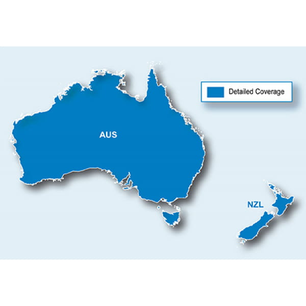 Карта Garmin Navteq City Navigator: Australia and New Zealand NT 2012.20