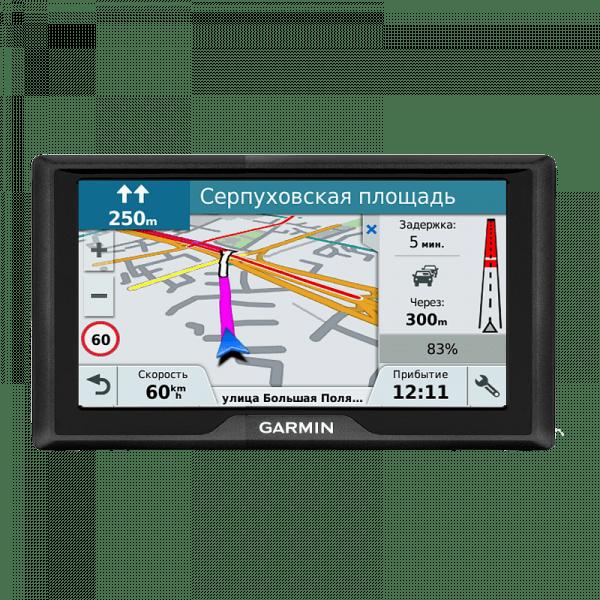 Навигатор автомобильный Garmin Drive 61 RUS LMT