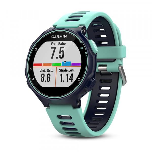 Умные часы синие Garmin Forerunner 735 XT HRM-Run