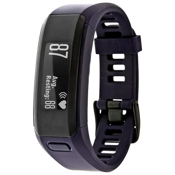 Умный браслет фиолетовый Garmin Vivosmart HR