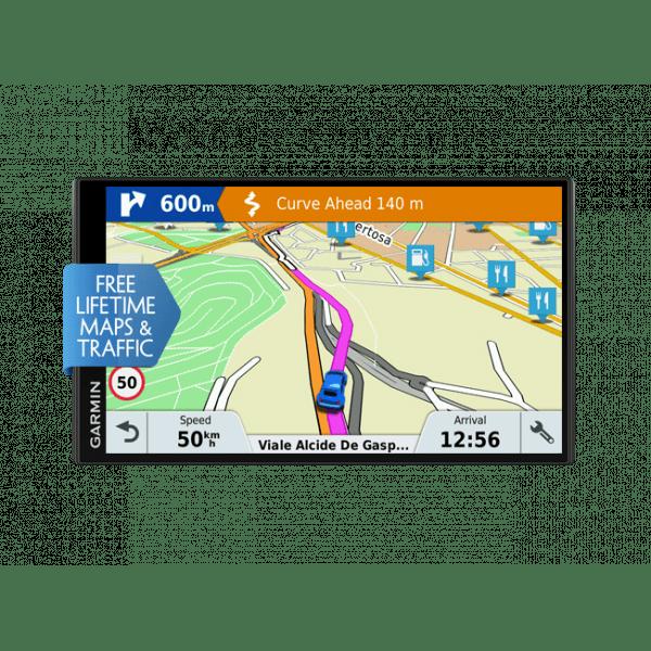 Навигатор автомобильный Garmin DriveSmart 61 LMT-S  Europe