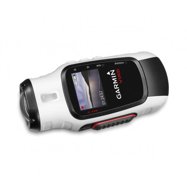Экшн-камера с GPS и дисплеем Garmin VIRB Elite