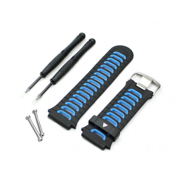 Ремешок сменный (черно-синий) Garmin для Forerunner 920