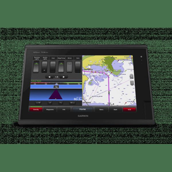Эхолот-картплоттер Garmin Gpsmap 7416xsv