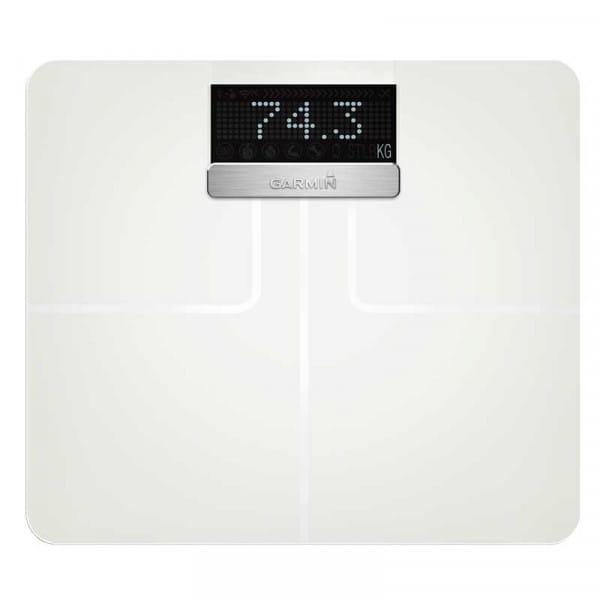 Умные весы Garmin Index White