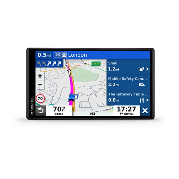 Навигатор Garmin DriveSmart 55 Full EU MT-D