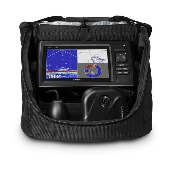 Зимний набор Garmin Echomap chirp 72cv Panoptix PS22 IceBundle