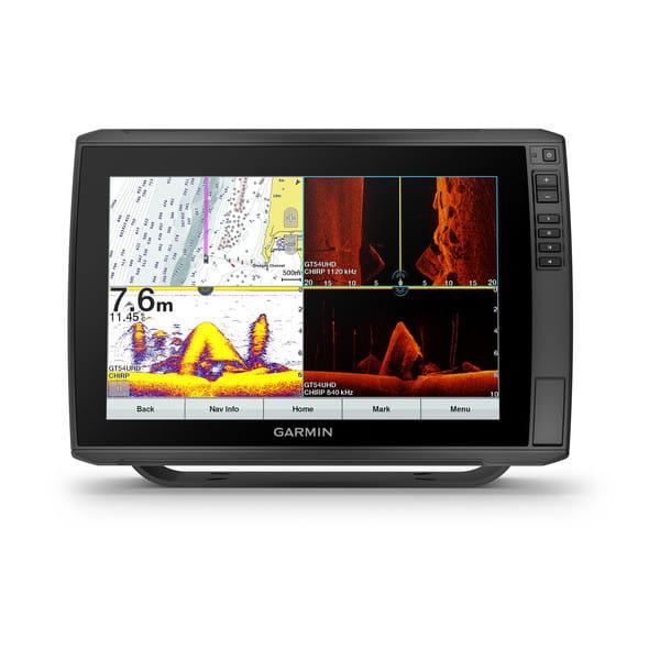 Эхолот-картплоттер Garmin ECHOMAP Ultra 122sv  с трансдьюсером GT54UHD-TM