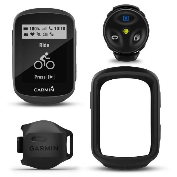 Велокомпьютер Garmin Edge 130 Plus Bundle MTB