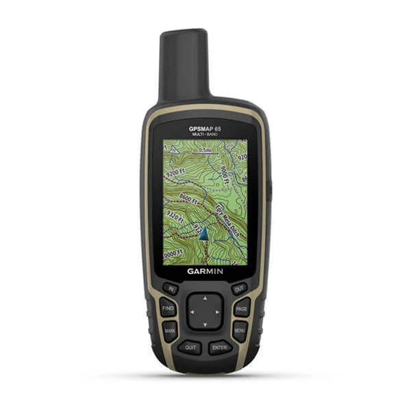 Навигатор Garmin GPSmap 65