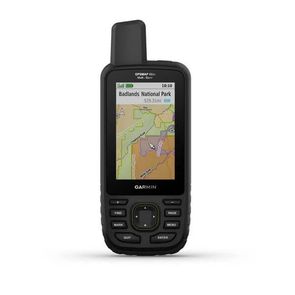 Навигатор Garmin ЕGPSmap 66sr