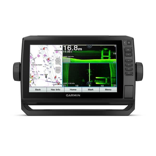 Картплоттер Garmin ECHOMAP UHD 92sv  (без датчика в комплекте)