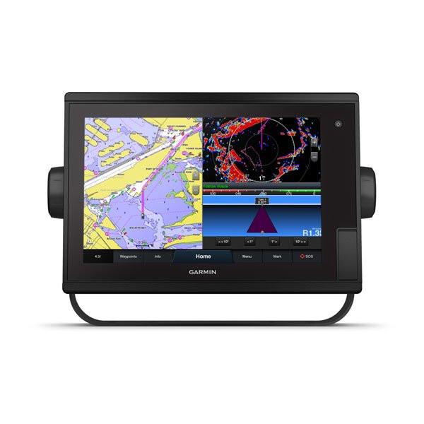 Картплоттер с высокой детализацией Garmin GPSMAP 1222 Plus